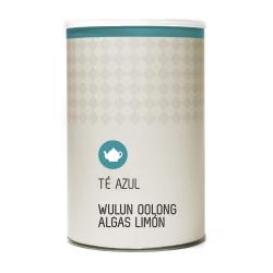 Té Azul Wulung Oolong Algas Limón